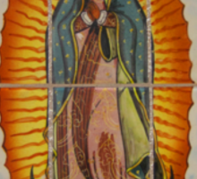 Lady of Guadalupe Sticker