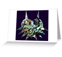 Majora's Mask - A mask for every moment Greeting Card