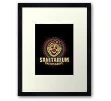 The Smith's Grove Sanitarium Framed Print