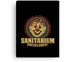 The Smith's Grove Sanitarium Canvas Print
