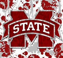 Go Mississippi State! by Lindsey Reese