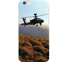 Apache Support iPhone Case/Skin