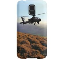 Apache Support Samsung Galaxy Case/Skin