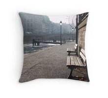 strasbourg / france - 1 Throw Pillow