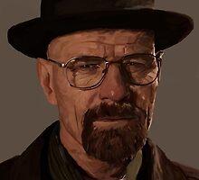 Walter White by MaxRH