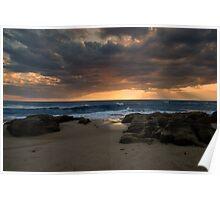 Beach series 1  Poster
