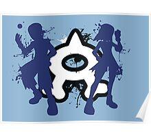 The team aqua Poster