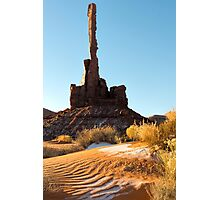 Totem Pole Photographic Print