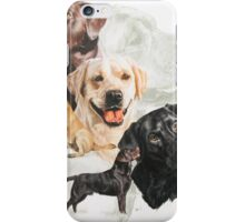 Labrador /Ghost iPhone Case/Skin