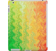 Colorful Background of Pattern and Inspiration iPad Case/Skin
