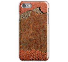 Rust Layers iPhone Case/Skin