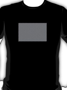 Invisible. Transparent photoshop design! T-Shirt