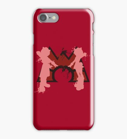 The team magma iPhone Case/Skin