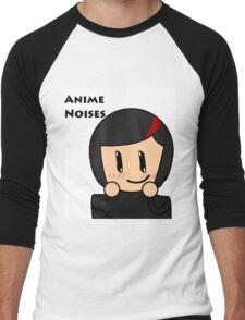 Anime Noises Men's Baseball ¾ T-Shirt