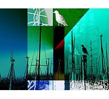 Separation I Photographic Print
