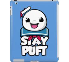 Stay Puft iPad Case/Skin