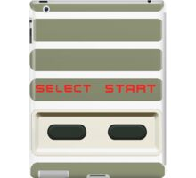 Select - Start NES Pad controller buttons. iPad Case/Skin