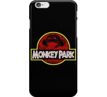 Monkey Park iPhone Case/Skin