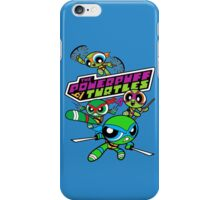The Powerpuff Turtles iPhone Case/Skin