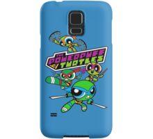 The Powerpuff Turtles Samsung Galaxy Case/Skin