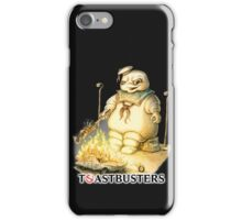 Toastbusters iPhone Case/Skin