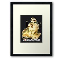 Toastbusters Framed Print