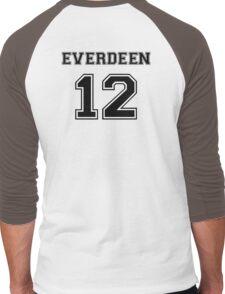 Team Everdeen Men's Baseball ¾ T-Shirt
