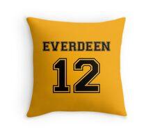 Team Everdeen Throw Pillow