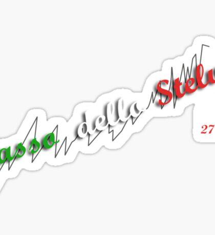 Passo dello Stelvio Sticker