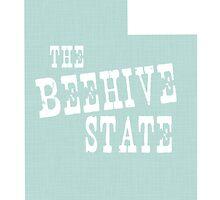 Utah State Slogan Motto by surgedesigns
