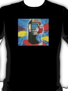 Klax. Amazing retro arcade machine cabinet gamer! T-Shirt