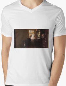 Arch. Mens V-Neck T-Shirt
