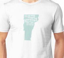 Vermont State Slogan Motto Unisex T-Shirt