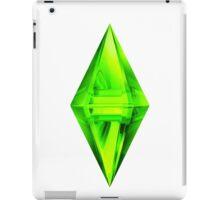 Plumbob Sims 3 iPad Case/Skin