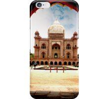 Safdurjungs Tomb iPhone Case/Skin