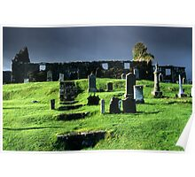 Cill Chrisosd - Isle of Skye Poster