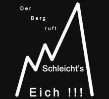 Der Berg ruft by Stefan Trenker