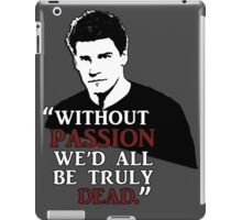 ANGEL: Passion iPad Case/Skin