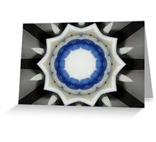 Potters Wheel Greeting Card