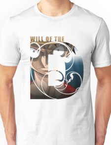 Will of D Luffy Unisex T-Shirt