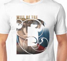 Will of D Luffy Unisex T-Shirt