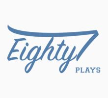 Eighty7 Plays Script by Eighty7