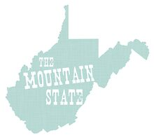 West Virginia State Motto Slogan by surgedesigns
