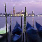 Gondolas by Kasia Nowak