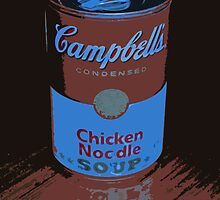 CHICKEN NODDLE SOUP by Sharon A. Henson