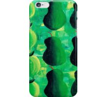 Apples Pears and Limes iPhone Case/Skin