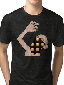 Bitcoin - My Precious Tri-blend T-Shirt