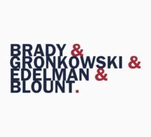 New England Patriots  by nickaustwick