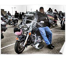 2014 La Familia Toy Run Bike Rally Albuquerquer Poster