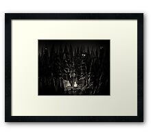 Forest is Alive Framed Print